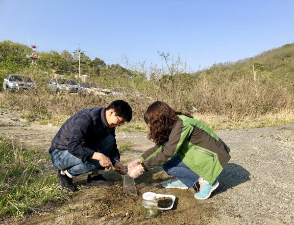 경북도, 건강한 환경을 위한 토양오염관리 나선다.